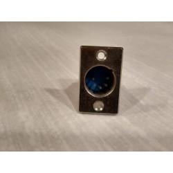 D5M 5-Pin Male XLR Panel...